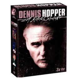 Gwiazdy kina: Dennis Hopper: Speed, Blue velvet, Black widow (3xDVD) - Jan de Bont, David Lynch, Bob Rafelson