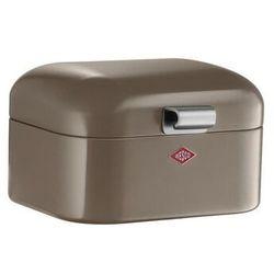 Wesco - pojemnik na pieczywo mini grandy - ciemny szary, 235001-57