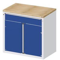 Anke werkbänke - anton kessel Szafa na materiały i kontuary do wydawania narzędzi,1 szuflada, 2 drzwi, 1 półka