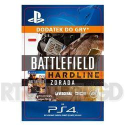 Battlefield Hardline - Zdrada DLC [kod aktywacyjny] z kategorii Pozostałe akcesoria do konsoli