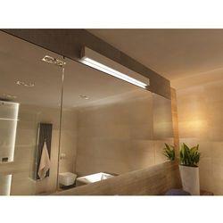 Czarny kinkiet łazienkowy ibros ip44 średni marki Light prestige