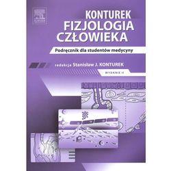 Fizjologia człowieka. Konturek. Podręcznik dla studentów medycyny, rok wydania (2012)