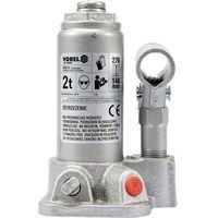Vorel Podnośnik hydrauliczny słupkowy 2t / 80012 /  - zyskaj rabat 30 zł (5906083800122)