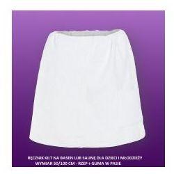 Sauna Kilt Ręcznik Bawełna Dziecięco-Młodzieżowy 50/100cm, CB55-1969B