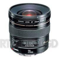 Canon EF 20 mm f/2,8 USM - produkt w magazynie - szybka wysyłka!