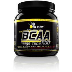 Olimp BCAA Mega Caps - 300 kaps (zwiększanie masy)