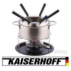 FONDUE KAISERHOFF KH-6168 ELEGANCKI ZESTAW DLA 6 OSÓB z kategorii fondue