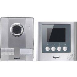 Wideodomofon Legrand 369100, Kompletny zestaw, Interkom drzwiowy z wideo, Dom jednorodzinny