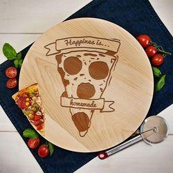 Happines is homemade - Deska obrotowa - Deska obrotowa