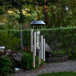 Best season Bubbly - ozdobny podświetlany dzwonek wietrzny (7391482010568)