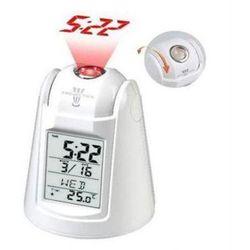Mówiący Zegarek z Projektorem + Budzik + Termometr + Podświetlenie itd. - produkt z kategorii- Termometry