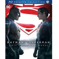 Batman v Superman: Świt sprawiedliwości Premium Collection (Blu-ray) - Zack Snyder (7321912342105)