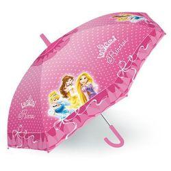 Starpak, Księżniczki Disneya, parasol manualny, 45 cm, towar z kategorii: Parasolki