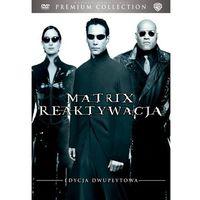 Galapagos films Matrix reaktywacja (2 dvd) premium collection (7321909286481)