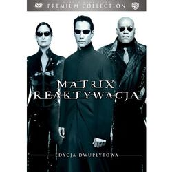 Matrix reaktywacja (2 dvd) premium collection - produkt z kategorii- Filmy science fiction i fantasy