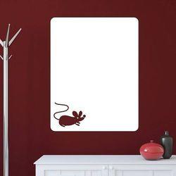Wally - piękno dekoracji Tablica suchościeralna mysz 110