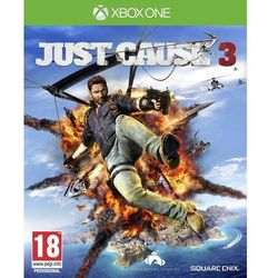 Gra Just Cause 3 z kategorii: gry Xbox One