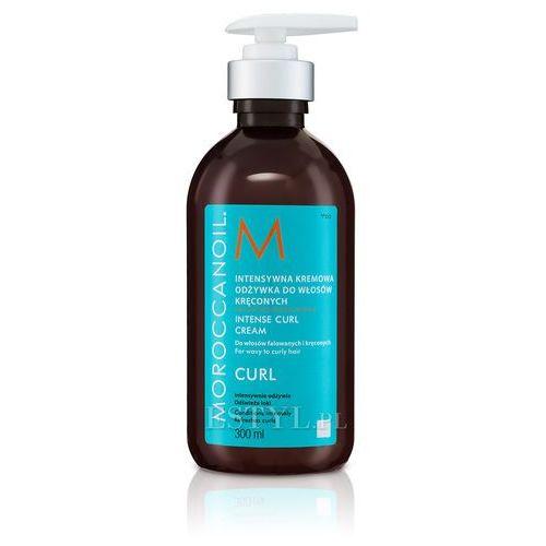 MoroccanOil Intense Curl Cream Organiczny krem do stylizacji włosów kręconych 300 ml - sprawdź w Estyl.pl