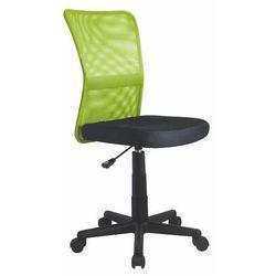 krzesło dziecięce DINGO limonkowy