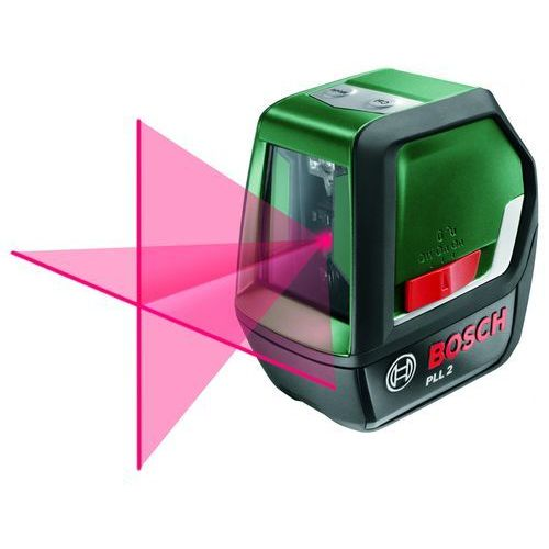 laser krzyżowy pll 2, marki Bosch