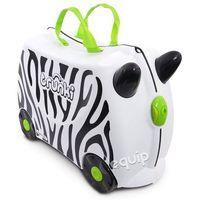 Walizka dla dzieci  zebra zimba - zimba marki Trunki