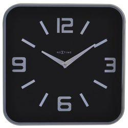 Zegar ścienny Shoko czarny (8717713006541)