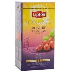 Owocowa herbata Lipton Classic Rosehip 25 kopert z kategorii Owocowa herbata
