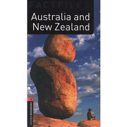 OXFORD BOOKWORMS FACTFILES New Edition 3 AUSTRALIA AND NEW ZEALAND, pozycja z kategorii Literatura obcojęzycz