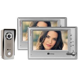Genway Wideodomofon f-s7v11 dwa monitory