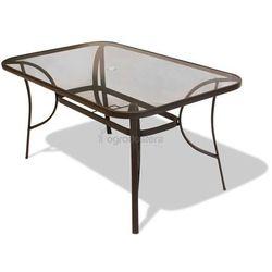Stół modena brązowy marki Garden point