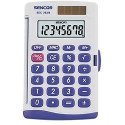 Kalkulator SENCOR SEC 263/8, SEC 263/8
