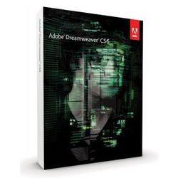 Dreamweaver cs 6 pl win upgrade od cs5 wyprodukowany przez Adobe - oprogramowanie graficzne