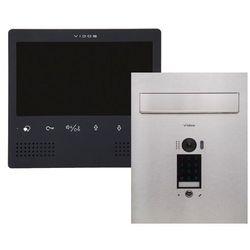 Wideodomofon skrzynka na listy z szyfratorem Vidos S1401D-SKP M1023B