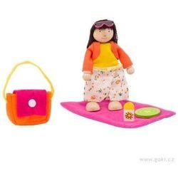Pacynka turystka - zabawki dla dzieci (pacynka, kukiełka)