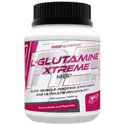 Trec L-Glutamine Extreme - 100 kaps (zwiększanie siły)