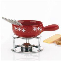Bern - zestaw do fondue serowego, 1,0 l marki Kela