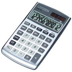 Citizen Kalkulator cpc-112wb srebrny - wysyłka 24h - gwarancja bezpiecznych zakupów - autoryzowany dystrybutor citizen