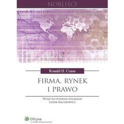 FIRMA, RYNEK I PRAWO TW/WOLT, rok wydania (2013)