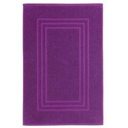 Dywanik łazienkowy Cooke&Lewis Palmi 50 x 80 cm fioletowy (3663602965312)