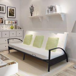 vidaXL Składana sofa metalowa, kup u jednego z partnerów