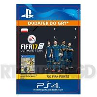 Fifa 17 750 punktów [kod aktywacyjny] marki Sony