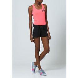adidas Performance ESSENTIALS Krótkie spodenki sportowe black/white, rozmiar od 30 do 48, czarny
