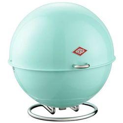 Wesco Miętowy pojemnik na pieczywo kula superball (223101-51) (4004519077498)