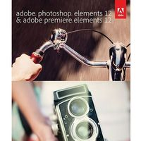 Adobe Photoshop Elements 12 & Adobe Premiere Elements 12 ENG Win/Mac - dla instytucji EDU