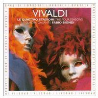 Fabio & Europa Galante Biondi - VIVALDI:FOUR SEASONS