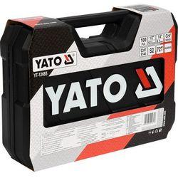 Zestaw narzędziowy 100cz. z wkrętakiem akumulatorowym yt-12685 - zyskaj rabat 30 zł marki Yato