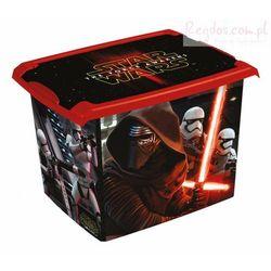 Pudełko 20L Star Wars 2828 pojemnik na zabawki