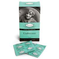 Prezerwatywy ultracienkie - Swoon Undercover Ultra Thin Condoms