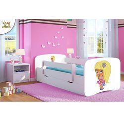 Łóżko dziecięce babydreams dziewczynka, kolory negocjuj cenę marki Kocot-meble