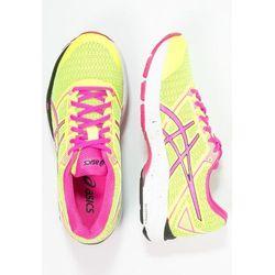 ASICS GELPHOENIX 8 Obuwie do biegania Stabilność safety yellow/pink glow/black (buty do biegania) od Zalando